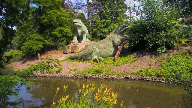 Greater London, Croydon, Crystal Palace Park